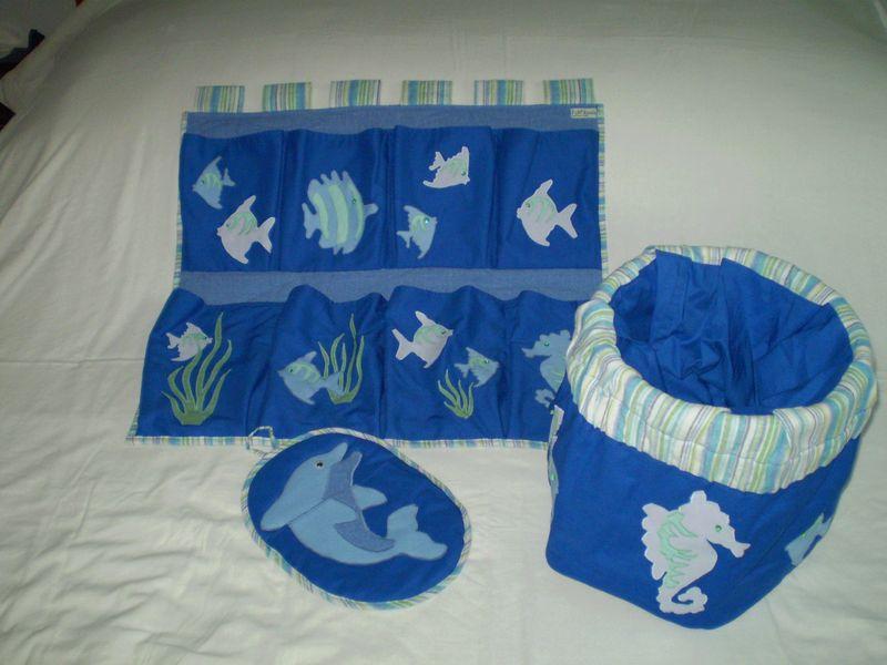 Kék tenger tárolók