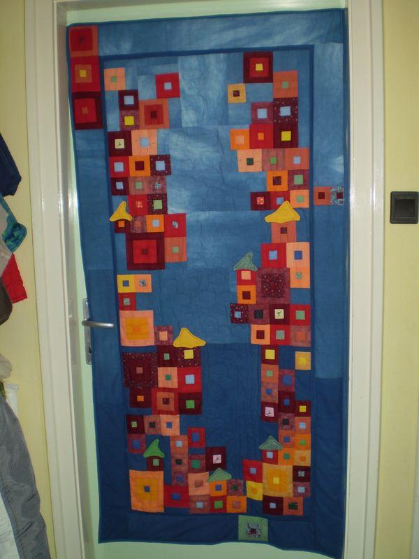 Sötétítő függöny ajtóra