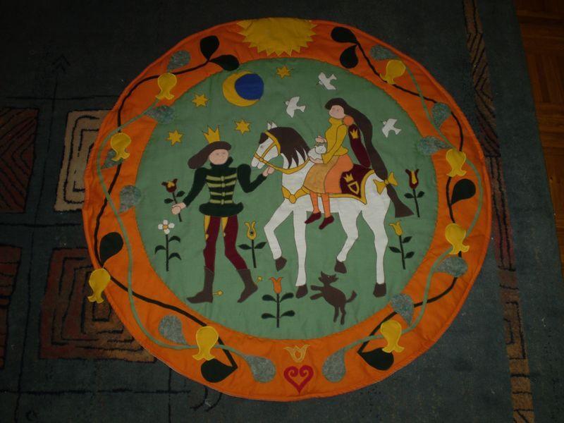 Kerek falikép