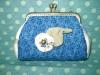 Kék pénztárca