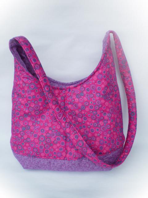 pink nyári táska