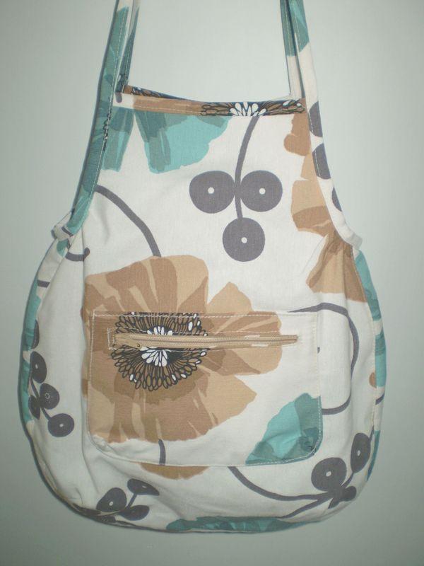 barna türkiz nyári táska