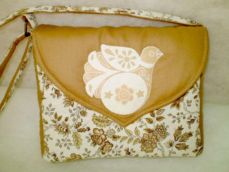mézeskalácsos táska