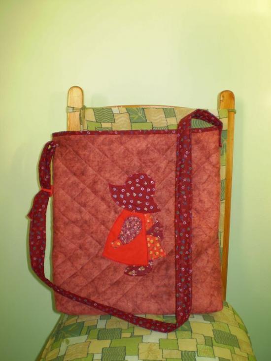 Napkalapos Zsuzsis táska