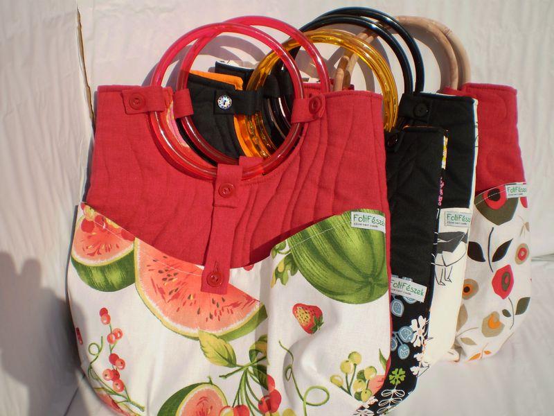 Szines táskák