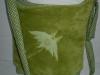 Zöld téli táska