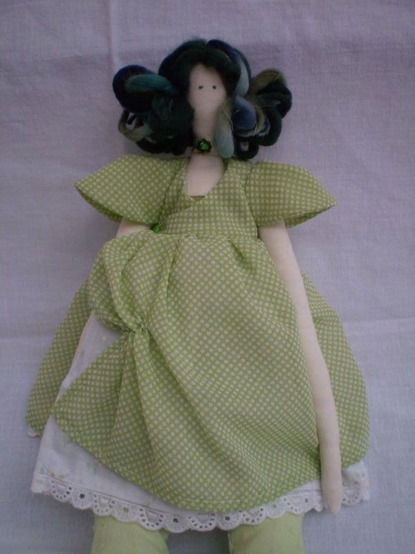 Zöld baba